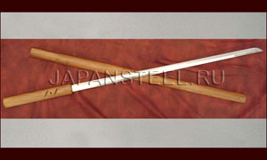 Японский меч-трость Paul Chen Folded Zatoichi Stick Sword (CAS SH2114)
