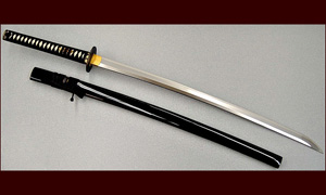 Японский меч Paul Chen Wind and Thunder Katana (CAS SH5001)