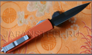 Нож автоматический Microtech Ultratech Bayonet OR Black Standart